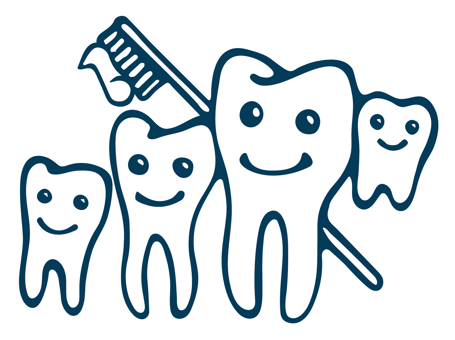 Fairfax Family Dental Care Logo